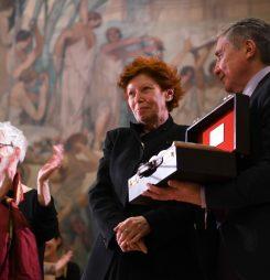 Anne Coldefy-Faucard Lauréate du 14e Prix Russophonie
